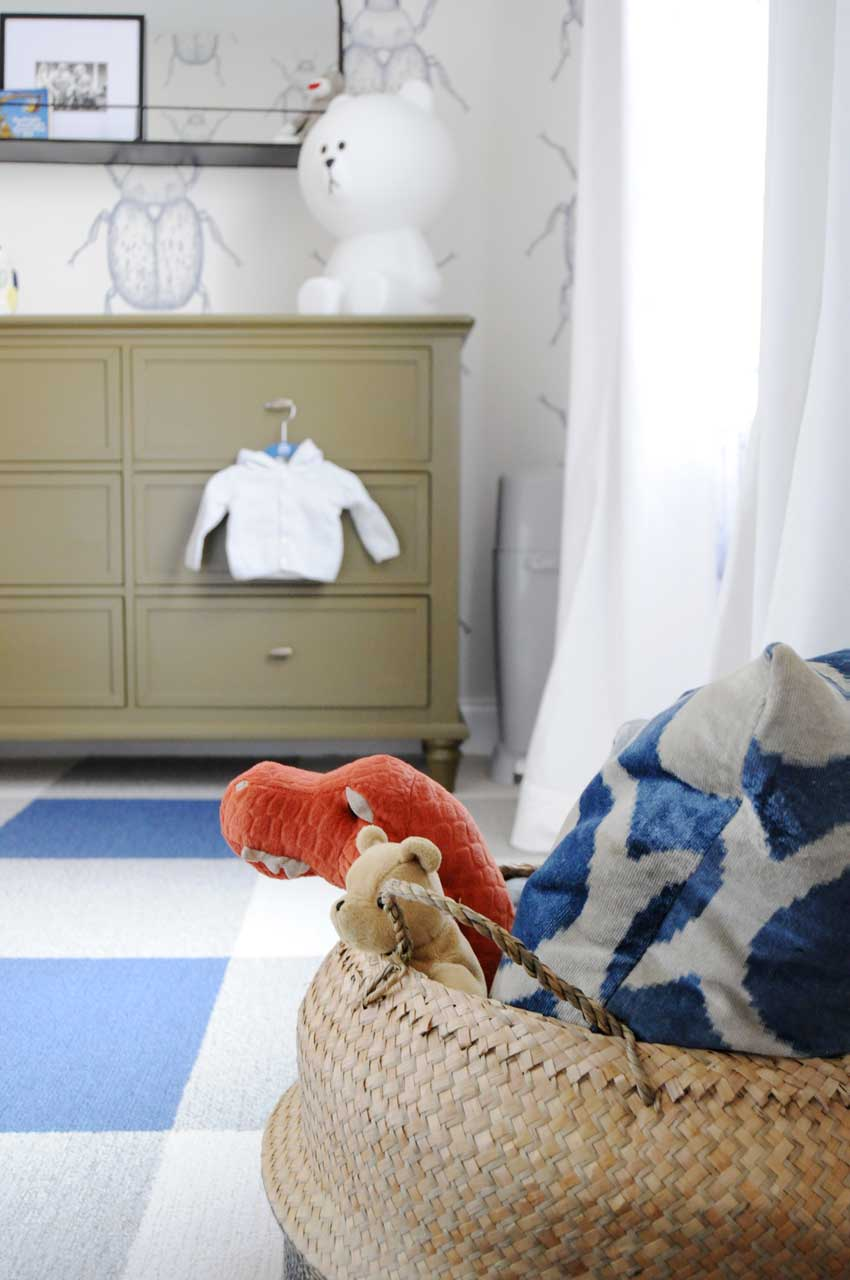 Nursery Of Emily And Aaron May's Son Otto On Design*Sponge