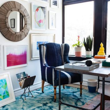 10 Reasons We Love a Wingback Chair