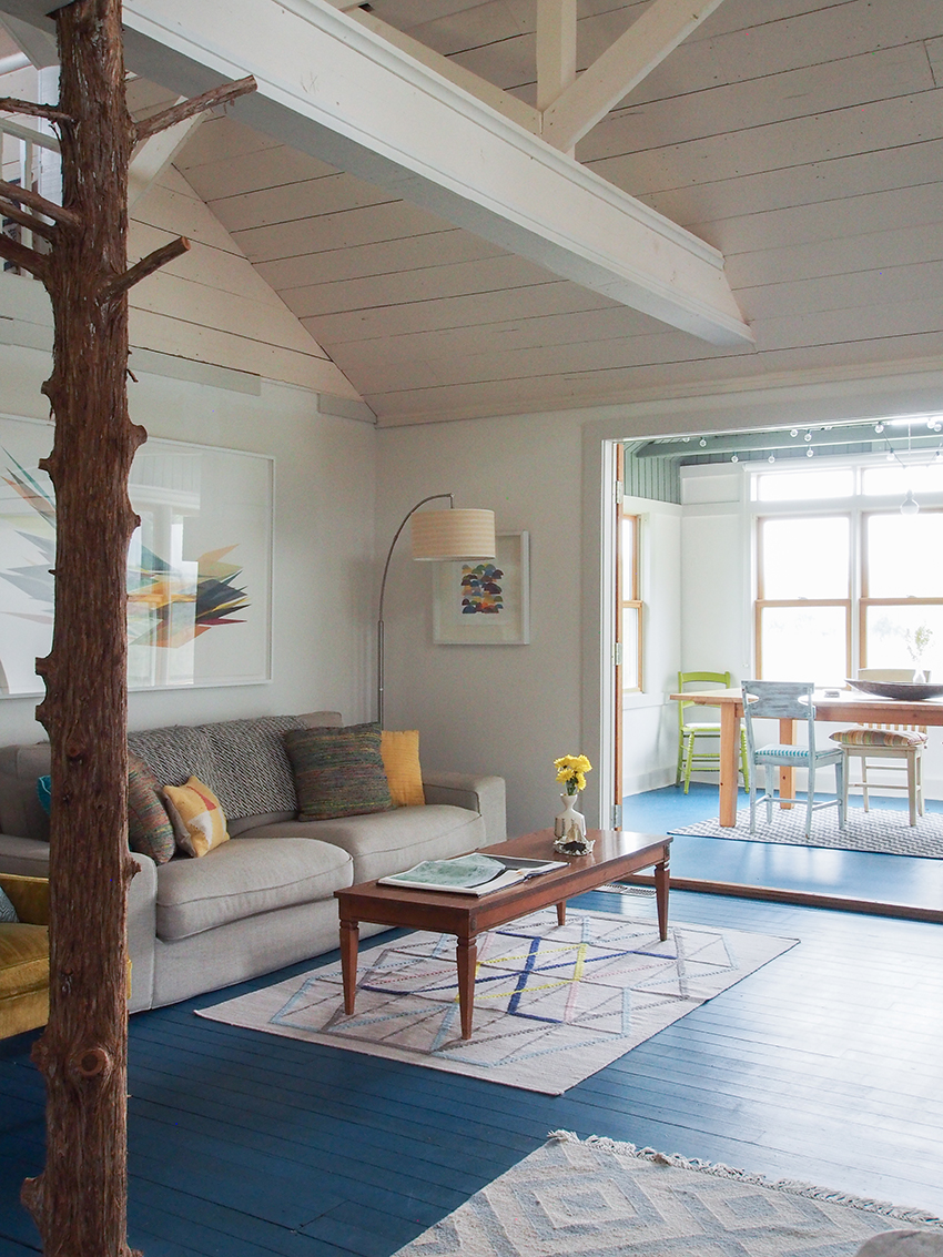 Laura Berman & Chris Akers' Home on Design*Sponge