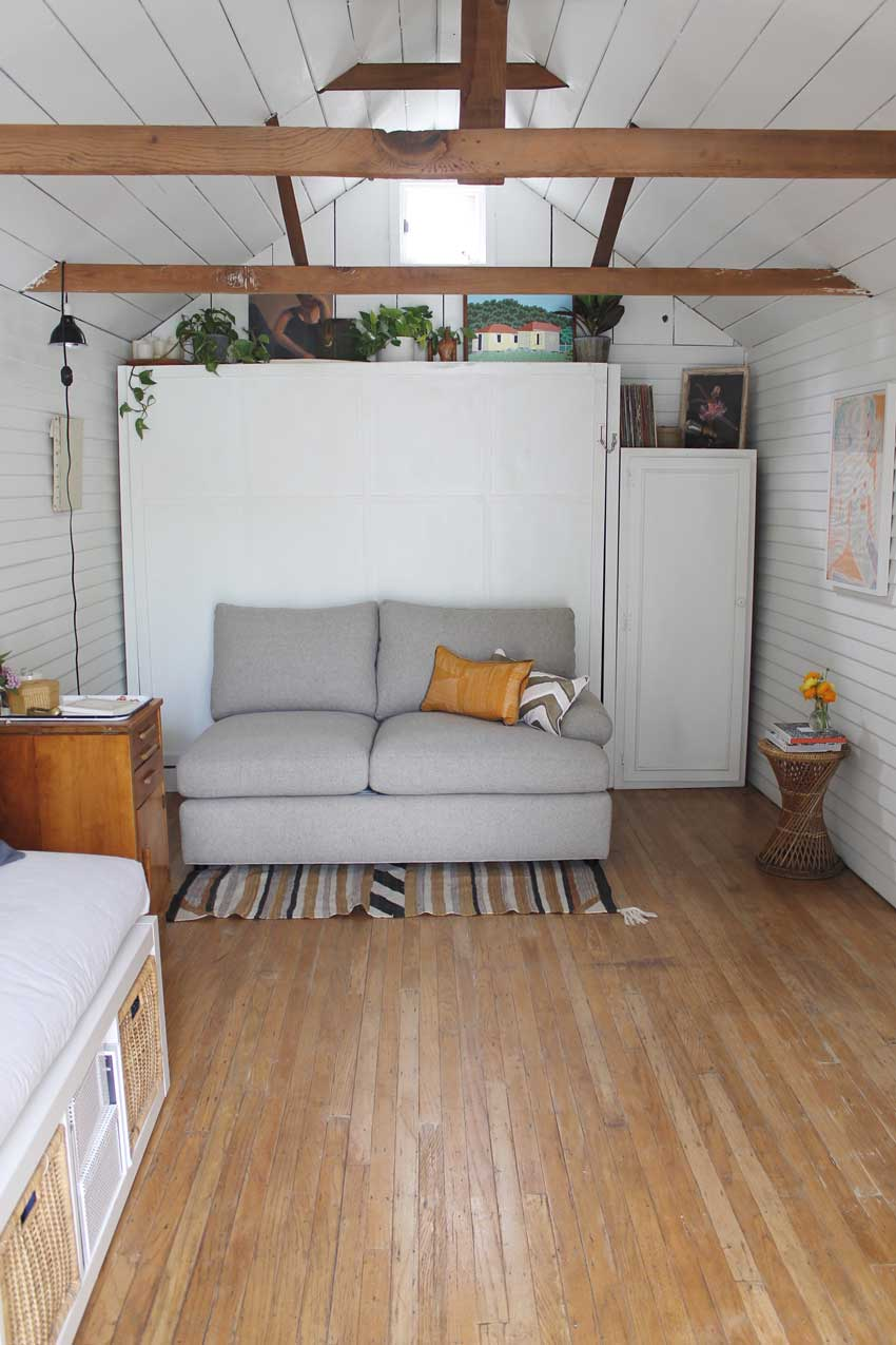 Berkeley Garage Turned Tiny House On Design*Sponge