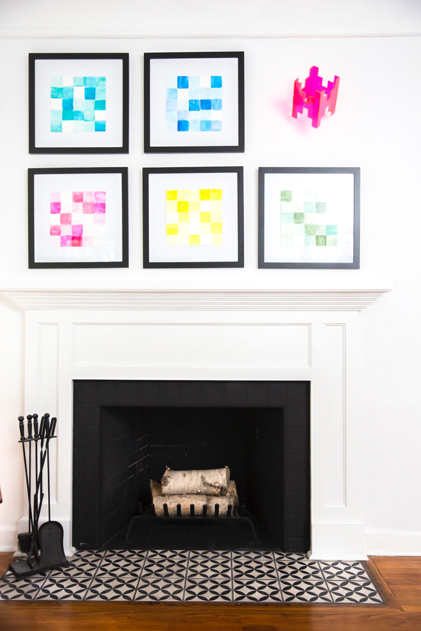 If You're Ready To Purchase Pieces For A Gallery Wall You Can Try Them First With This App On Design*Sponge