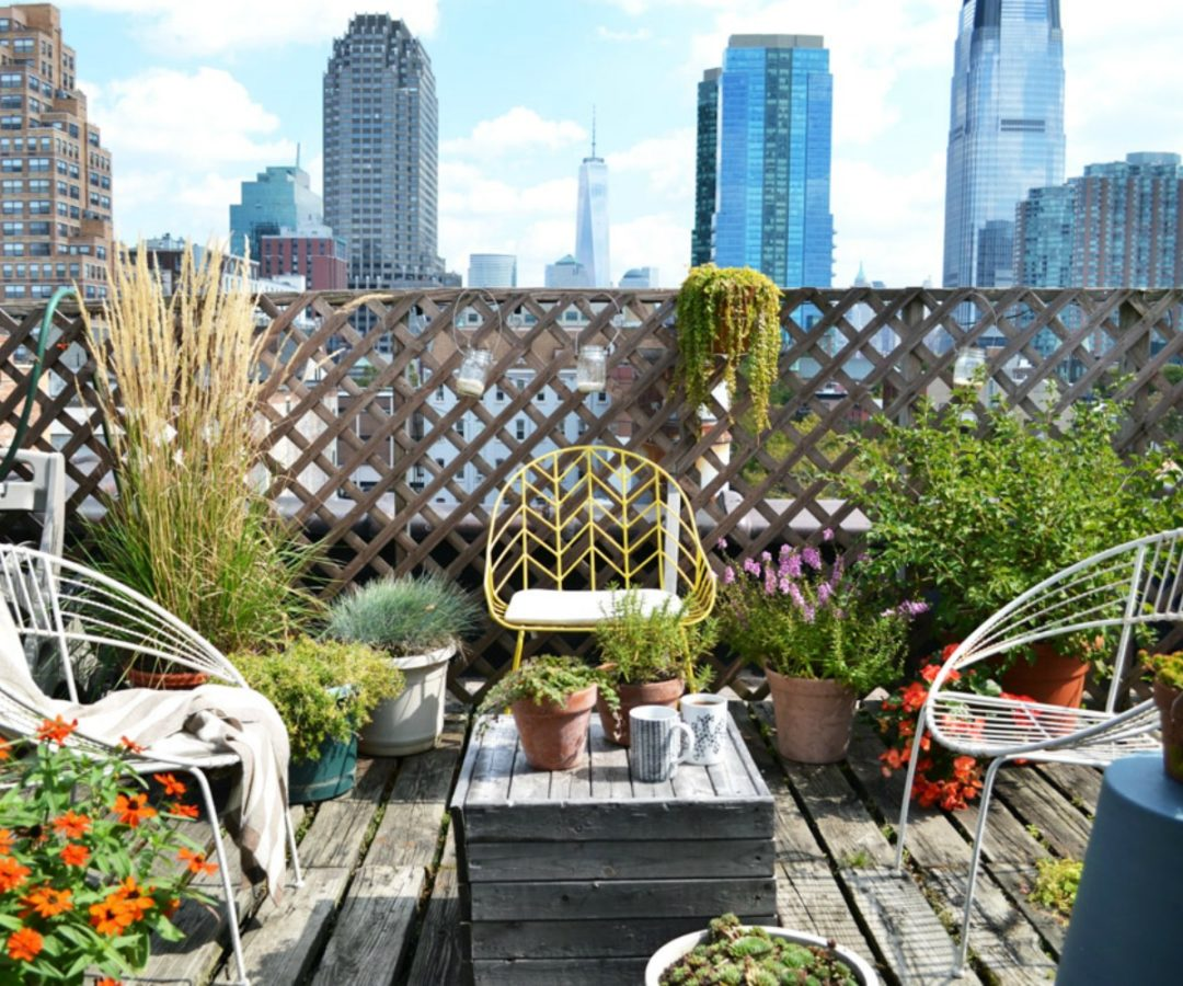 15 Pretty Patios to Inspire Your Summer Outdoor Entertaining
