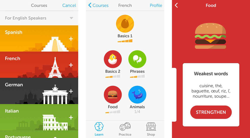 An App To Learn A Language While Stuck In Bed On Design*Sponge