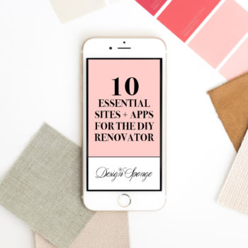 10 Essential Sites And Apps For The DIY Renovator