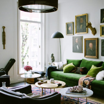 A Collected Sanctuary in Notting Hill That's All About Comfort