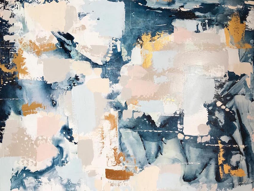 14 Abstract Painters To Follow On Instagram Design Sponge