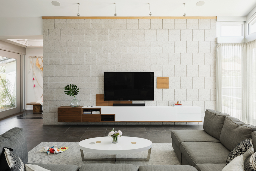 A Mid-Century Gem Becomes a Modern Family Home | Design*Sponge