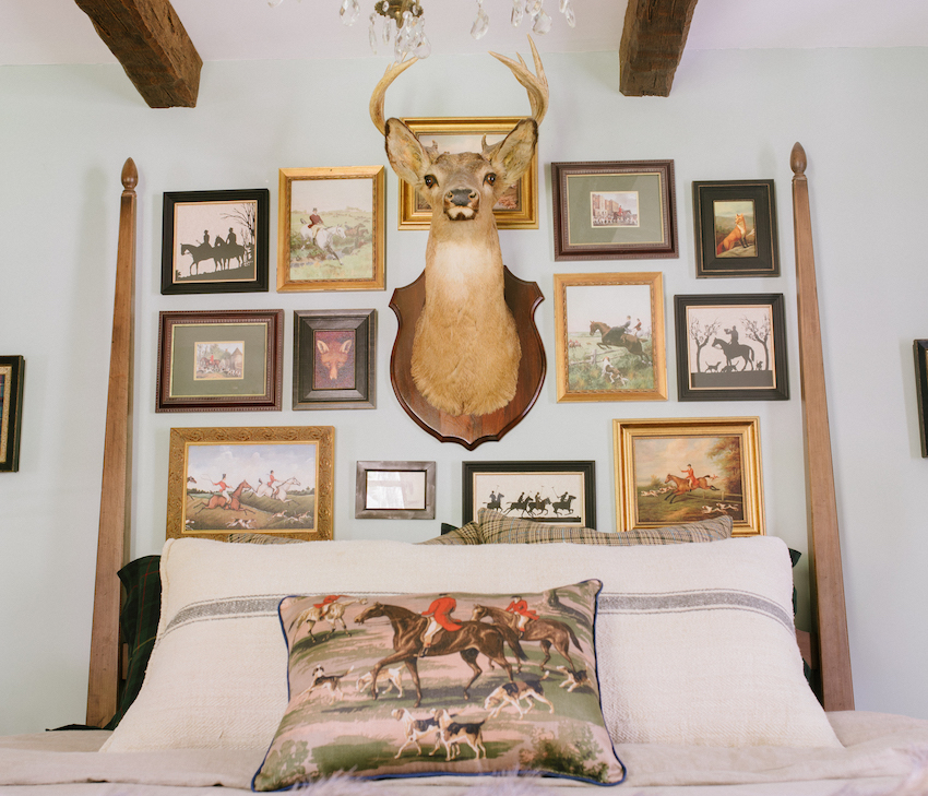 An Old Farmhouse Becomes the Project of a Lifetime | Design*Sponge