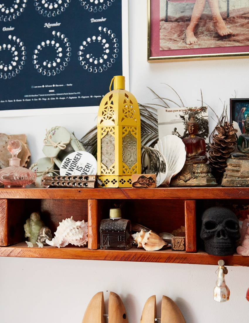 Design from A to Z: K is for Knick Knack | Design*Sponge