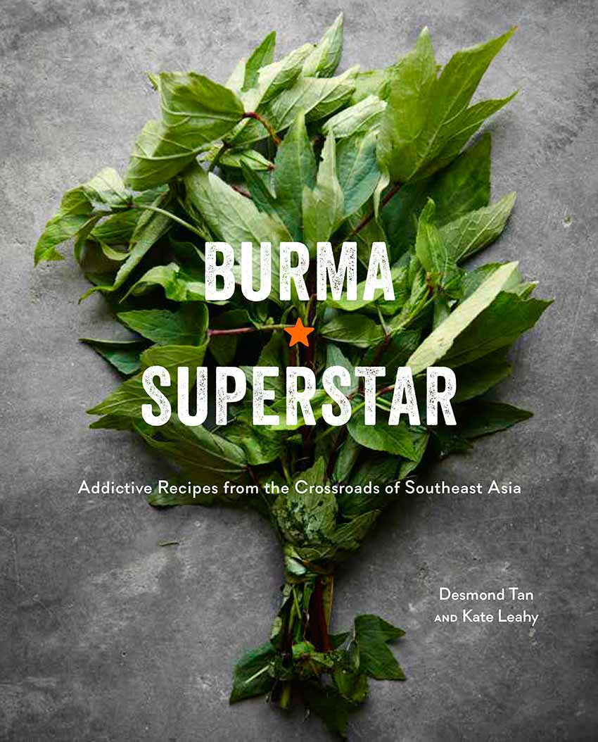 Burma Superstar Cookbook | DesignSponge