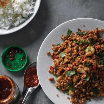 In the Kitchen With: Burma Superstar's Chicken with Mint