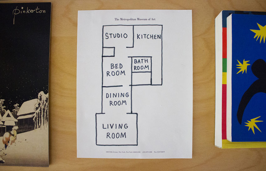 David And Mallory's Greenpoint Layout On Design*Sponge