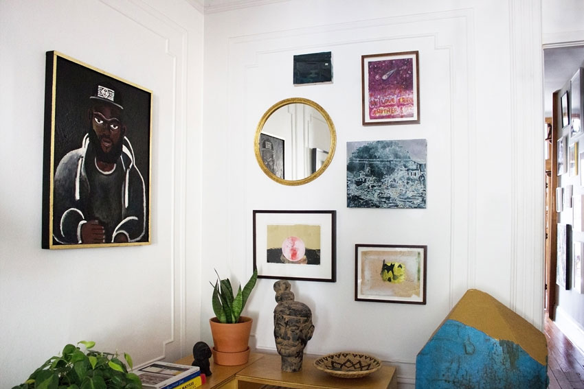 Dining Room Details In This Brooklyn Home On Design*Sponge