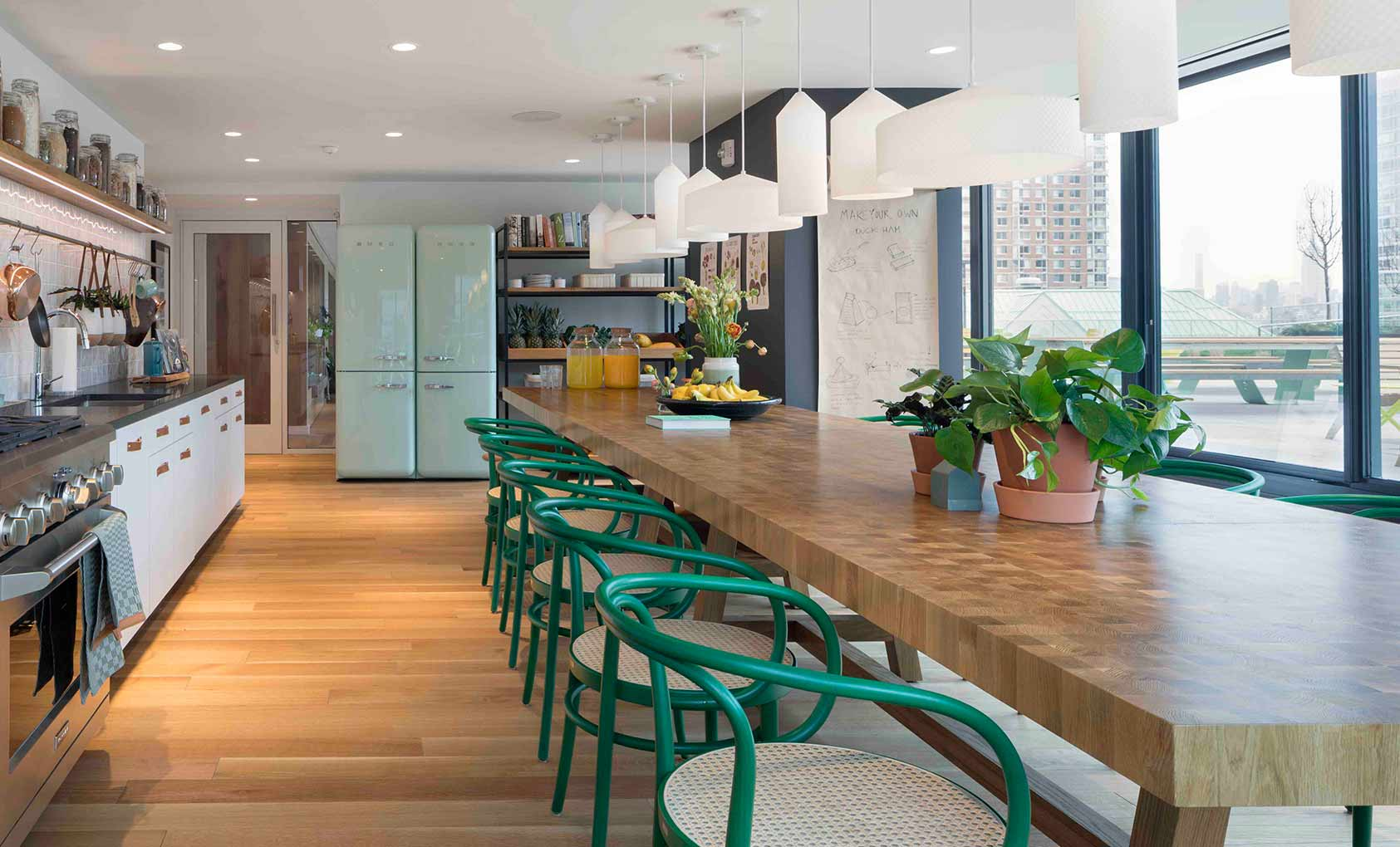 Jersey City's Urby Residences, Design*Sponge