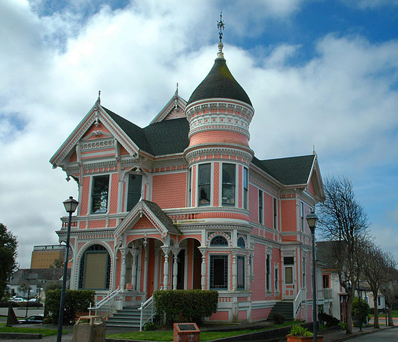 Design from A to Z: Q is for Queen Anne Style via Design*Sponge