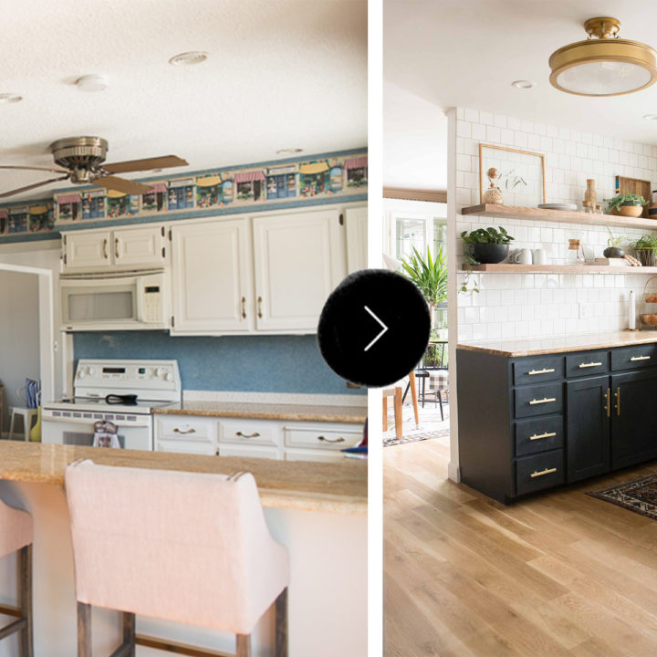 Before & After: A Budget-Conscious Kitchen and Dining Room Makeover