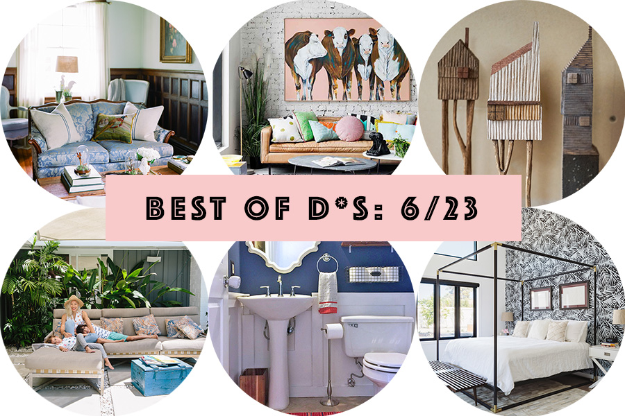 The Start of Summer + Best of the Web | Design*Sponge