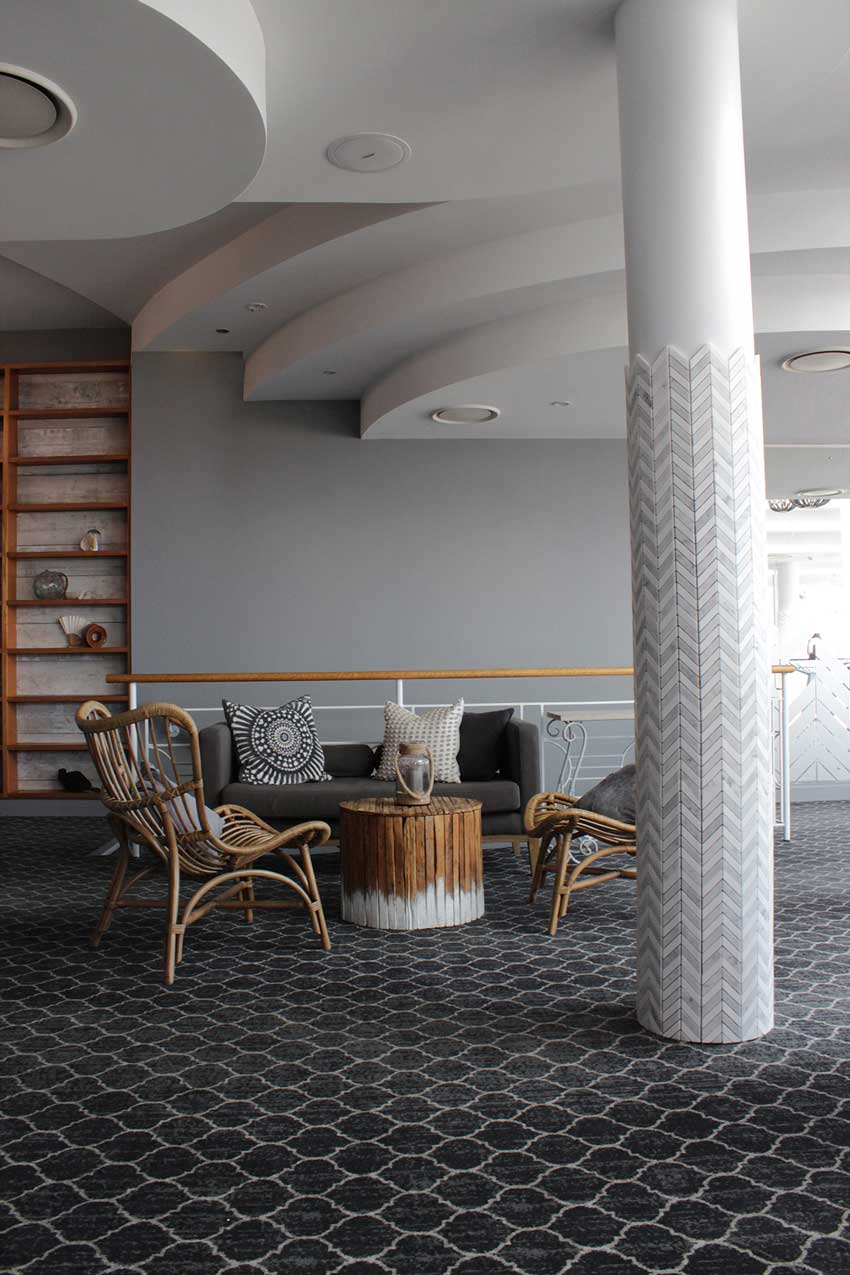 Events Can Also Be Held At The Beach Hotel In Newcastle Australia On Design*Sponge