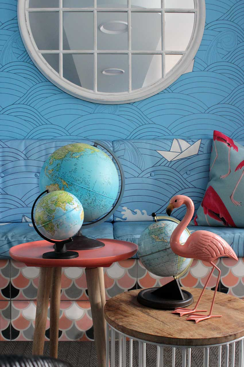 Playful Styling Details In The Beach Hotel On Design*Sponge