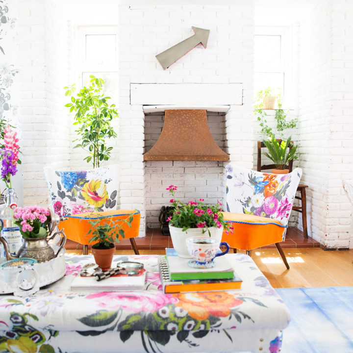 In West Sussex, a Family Home Blossoms to Life