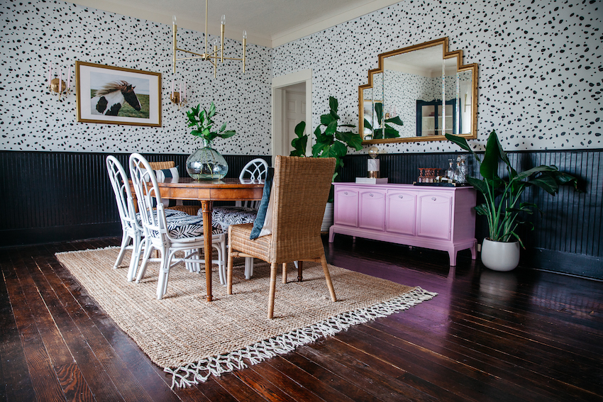 A Chic Portland Bungalow with a Boutique Hotel Vibe | Design*Sponge