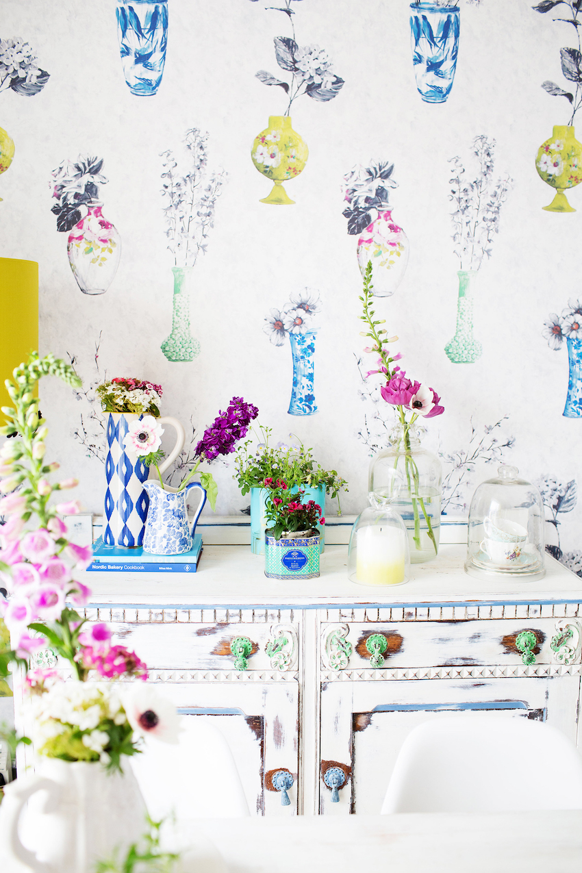 In West Sussex, a Family Home Blossoms to Life | Design*Sponge