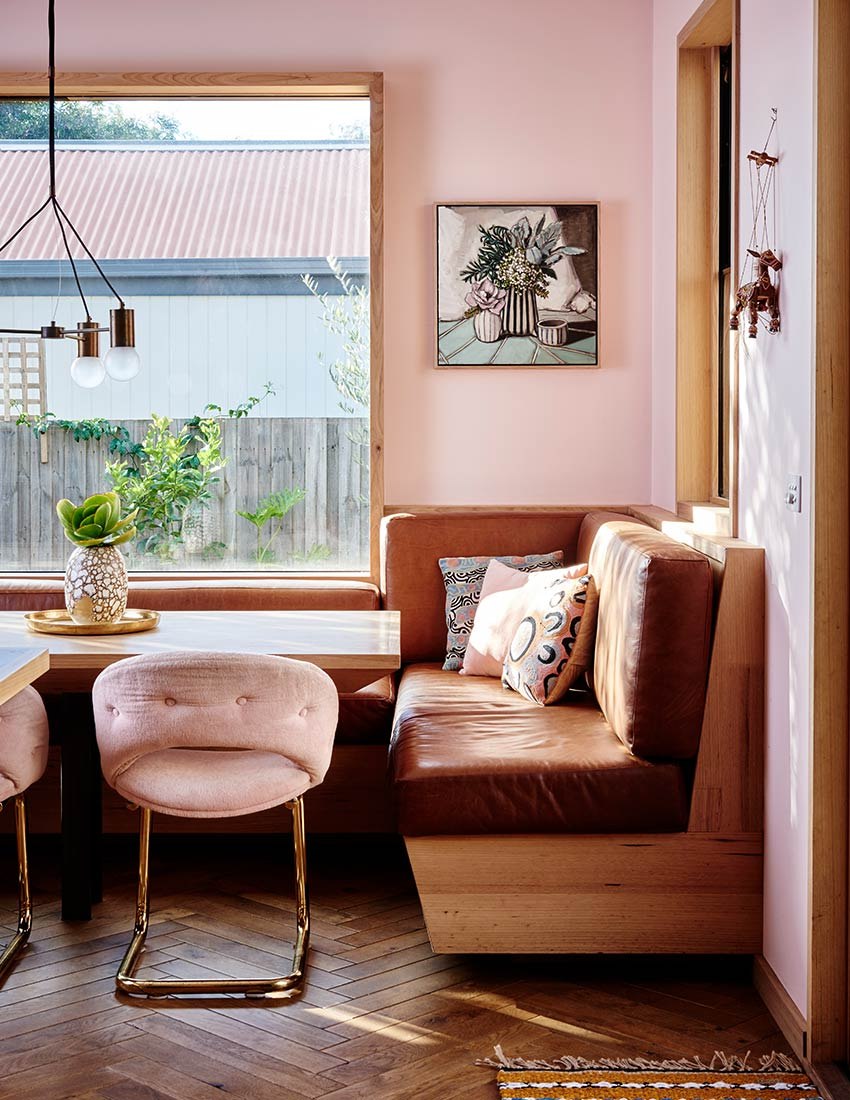 The Vivid Australian Hideaway of Kip & Co's Co-Founder, Design*Sponge