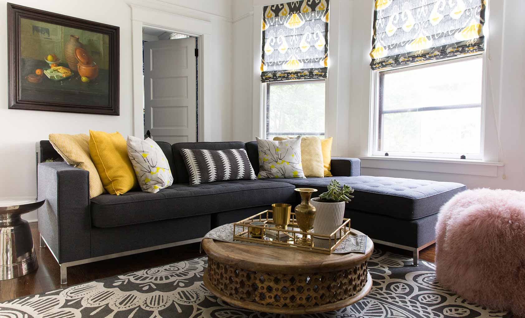 Merging Styles in a Victorian Outside Chicago, IL, Design*Sponge
