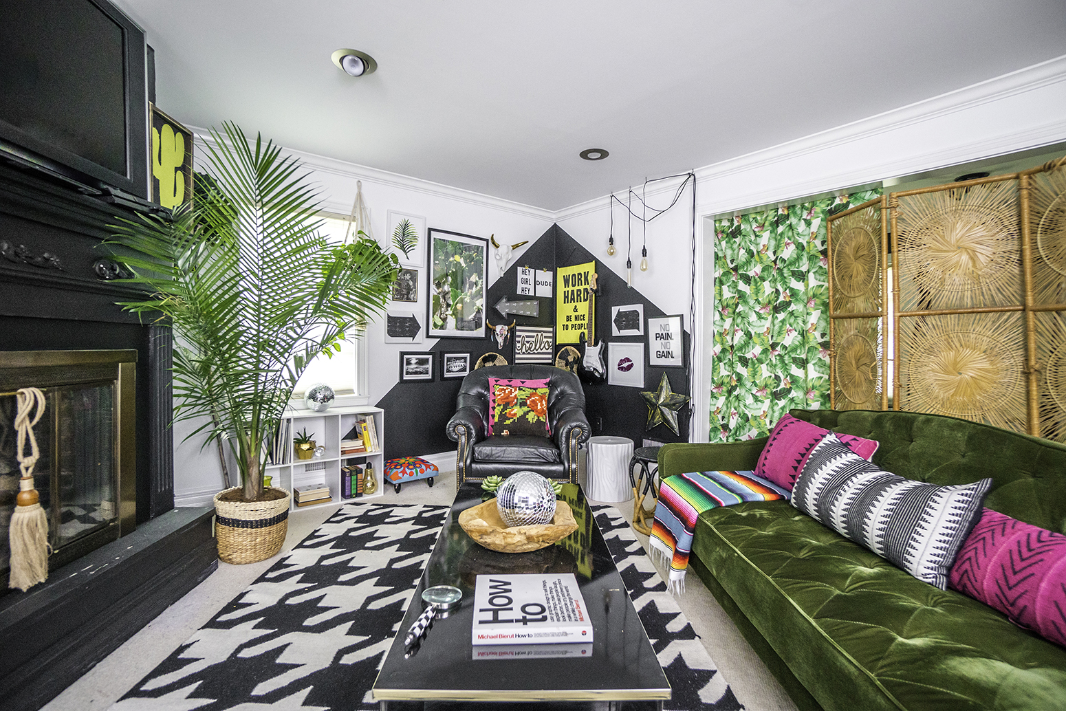 An Eclectic Home for an Energetic Family