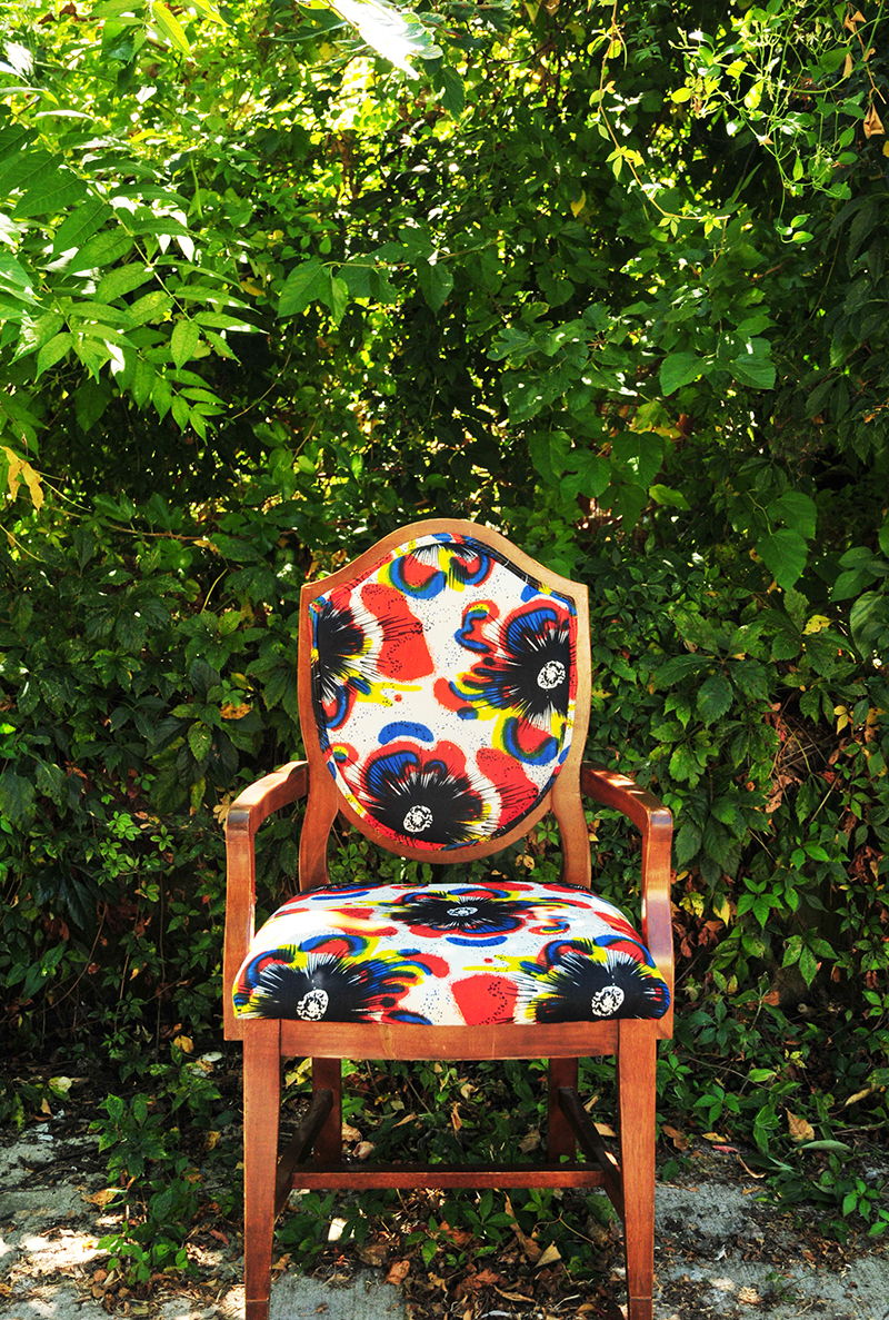 Design A to Z: Upholstery