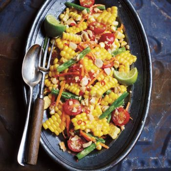 In the Kitchen With: The Bangkok Cookbook's Spicy Corn Salad
