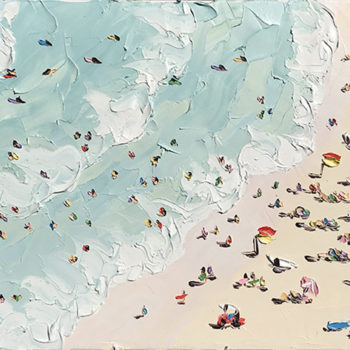 Paintings by Sally West + Best of the Web