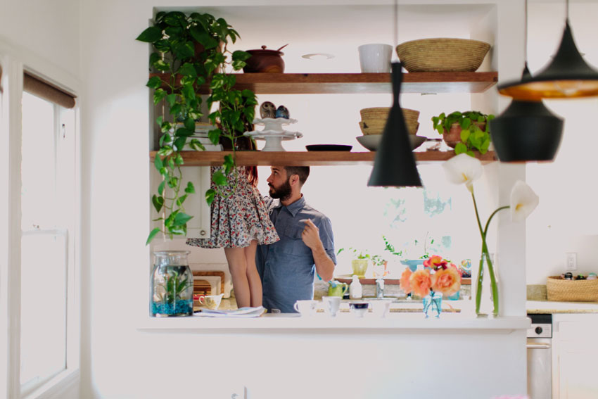Helping Hands In This Oakland Home On Design*Sponge