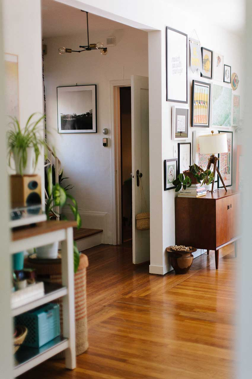 A Peek To The Stairway In This Oakland Home On Design*Sponge