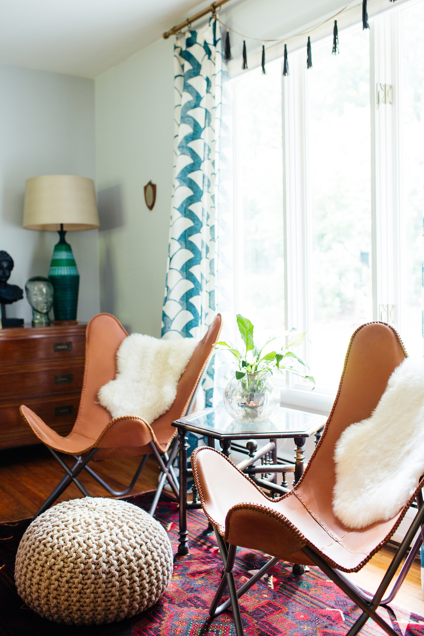 A Familyu0027s Eclectic Style Transforms A Mid Century Ranch Home | Design *Sponge