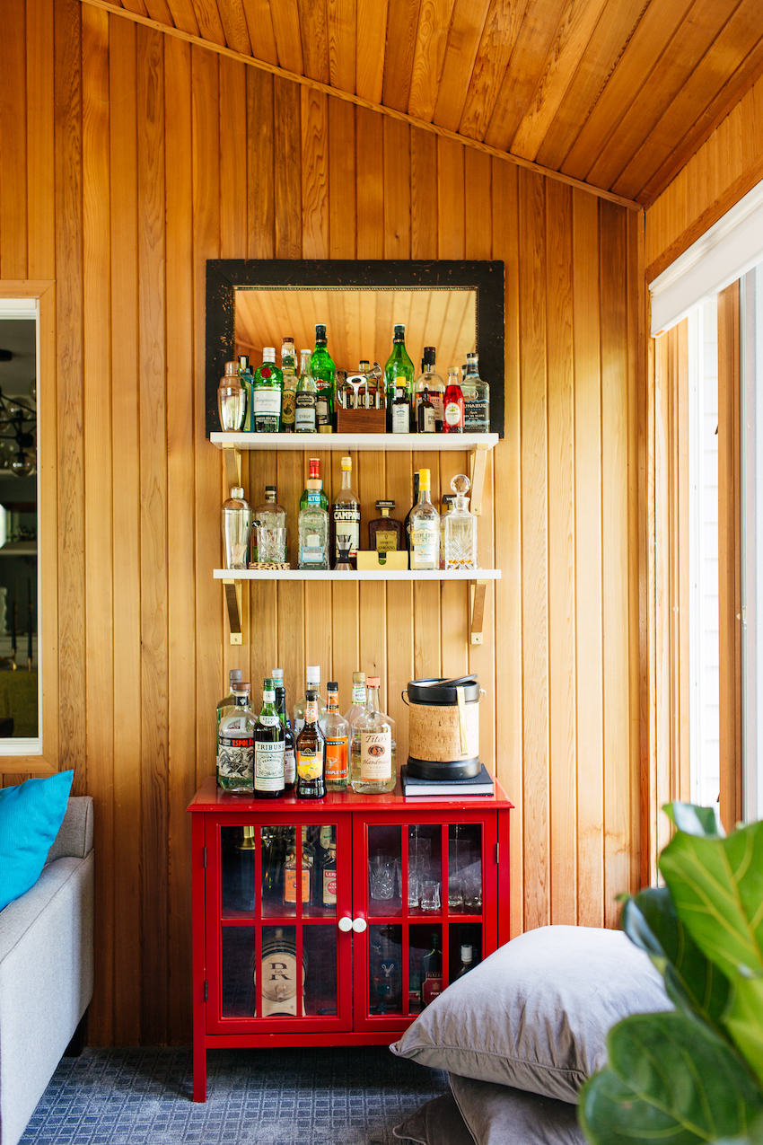 A Family's Eclectic Style Transforms a Mid-Century Ranch Home ... on