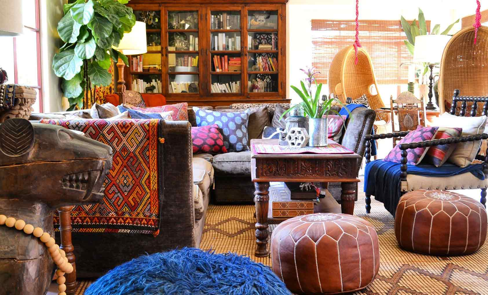 Global Finds Enrich a Young Family's Home in Arizona, Design*Sponge