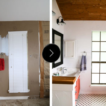 Before & After: A Master Bath Gets a Bright Makeover in Austin, TX