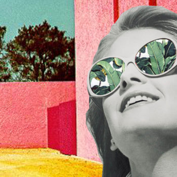 Collages by Claudia Rossi + Best of the Web