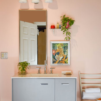 High, Low & Everything in Between: A Bathroom Update
