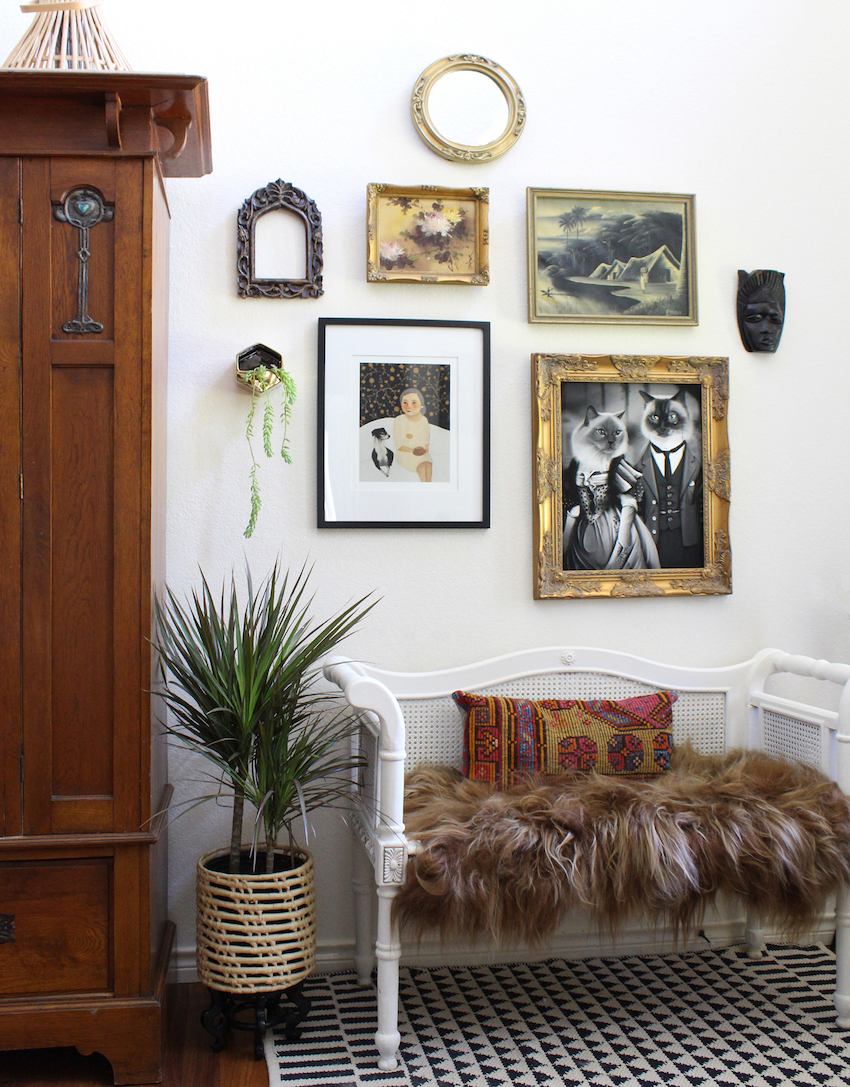 A Family's Collected Sensibility Creates a Home Full of Stories | Design*Sponge