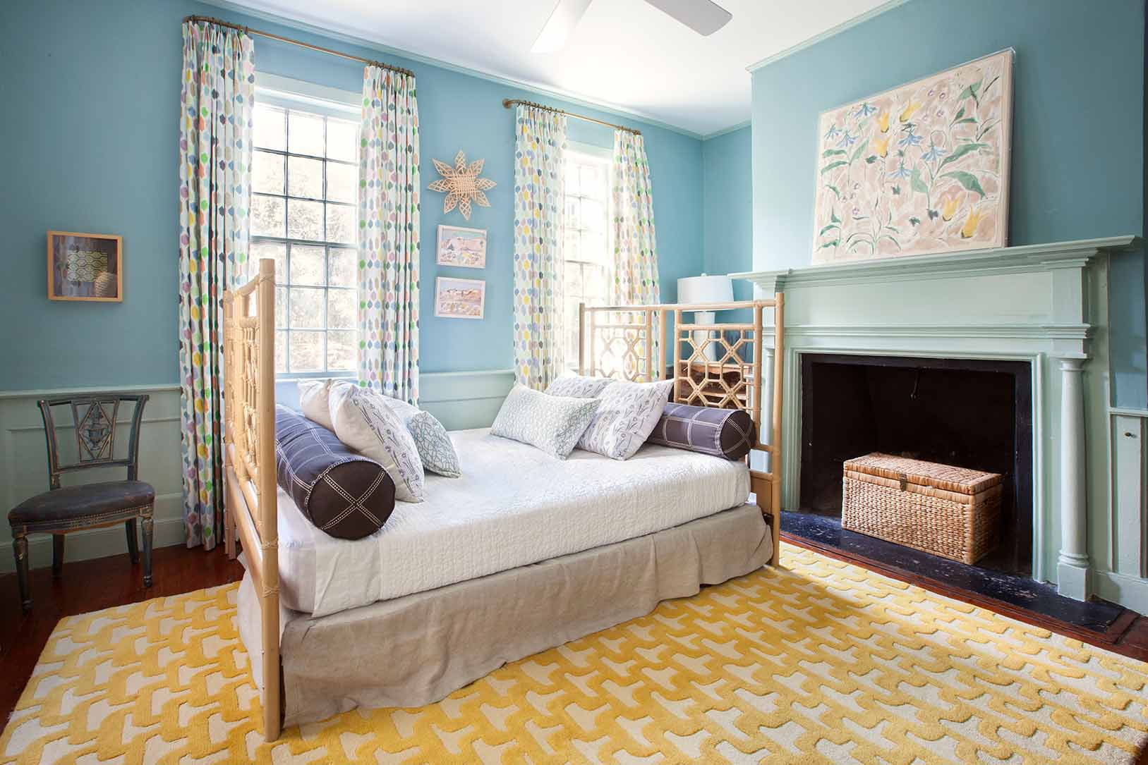 In South Carolina, a Century-Old Home is Refashioned for a Modern Family, Design*Sponge