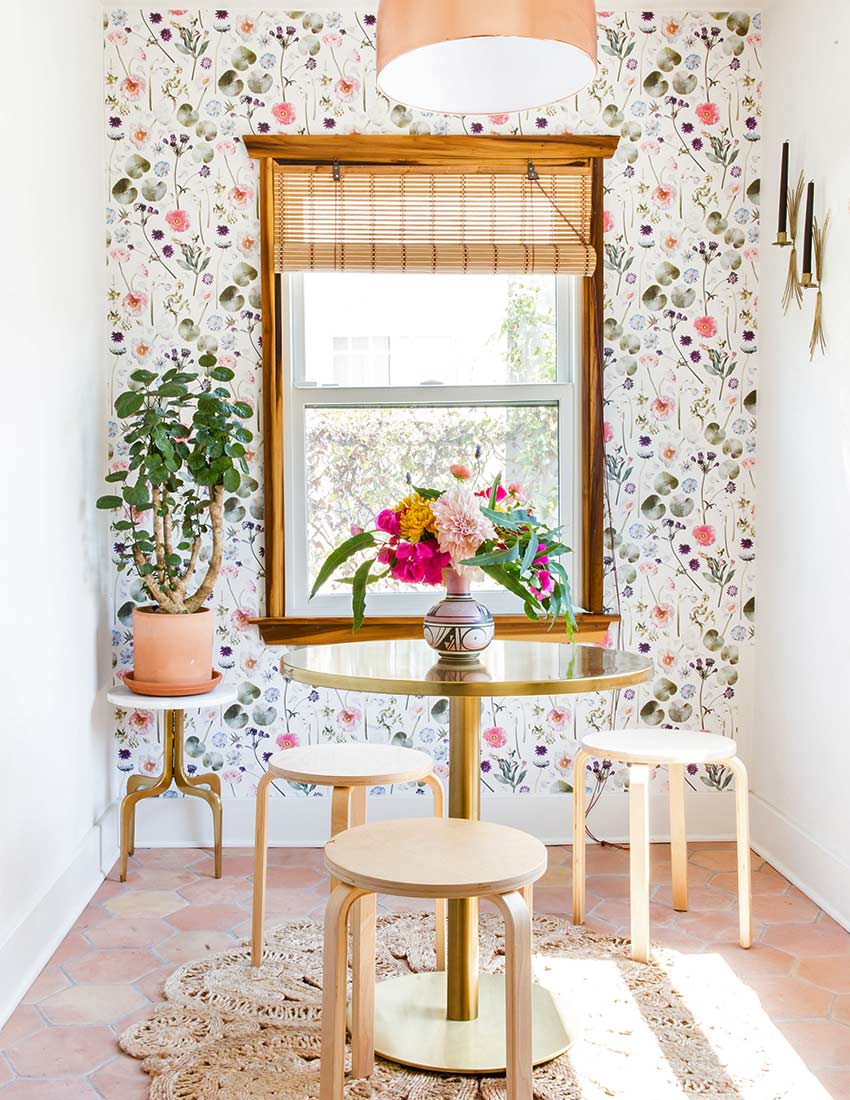 A Gut Rehab with Unforgettable Walls in LA, Design*Sponge