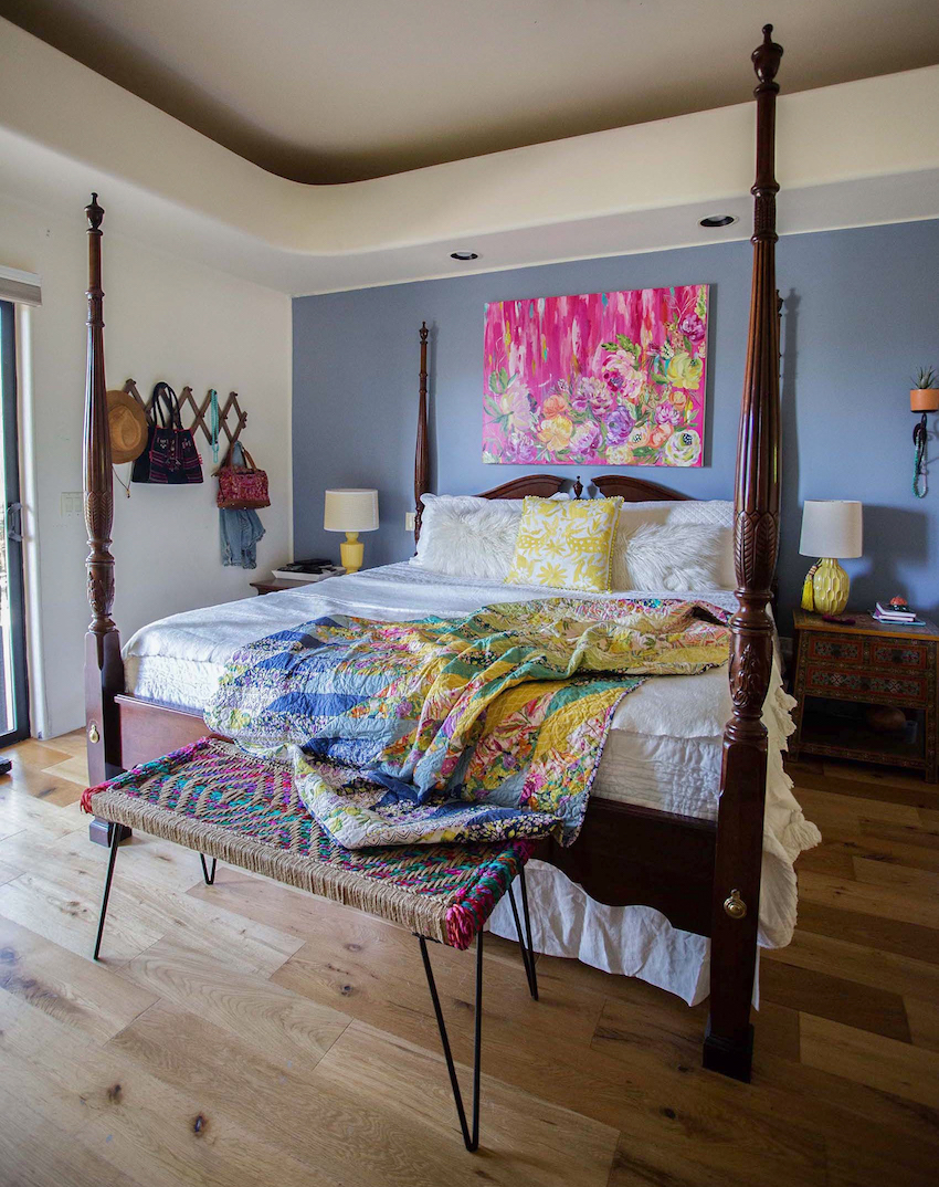 Curated Maximalism in a Designer's Southwestern Home | Design*Sponge