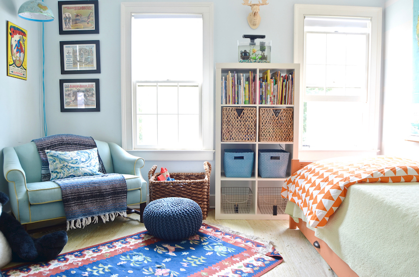 Playful and Layered Design in a Family's Historic Connecticut Home | Design*Sponge