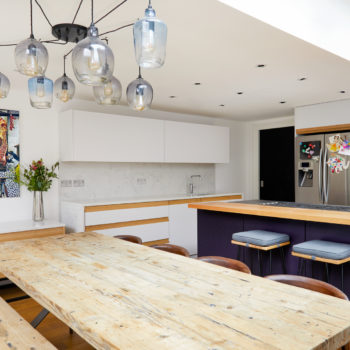 Before & After: A Kitchen Renovation and Expansion in London