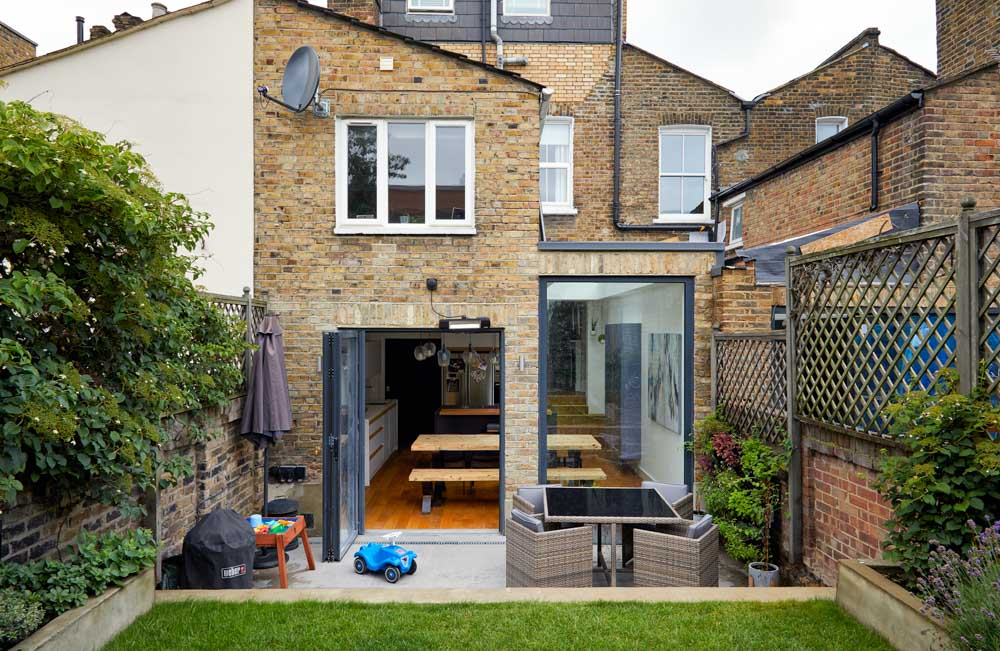 A Kitchen Renovation and Expansion in London | Design*Sponge