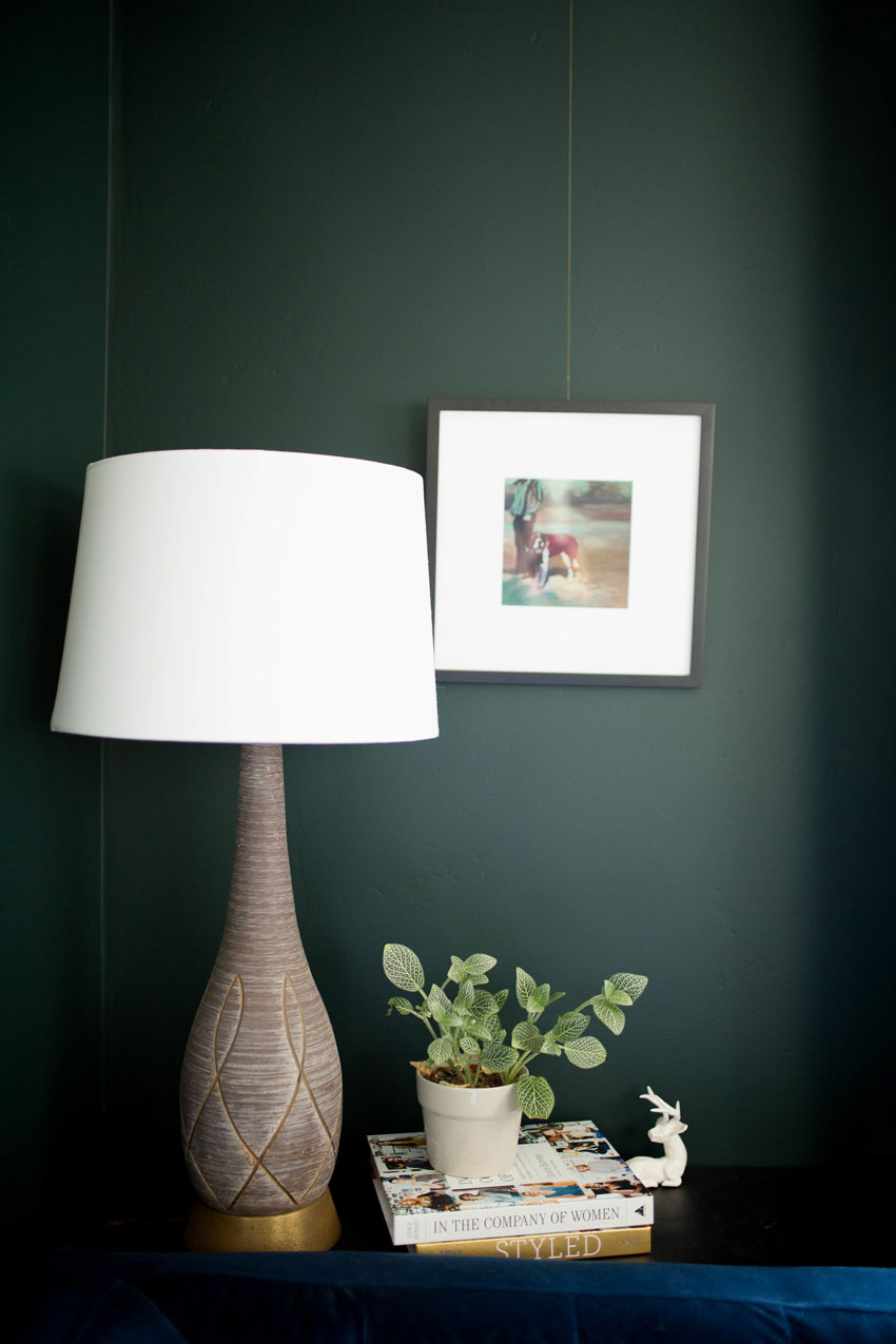 Artwork From Etsy Proves A Special Detail In This San Diego Home On Design*Sponge