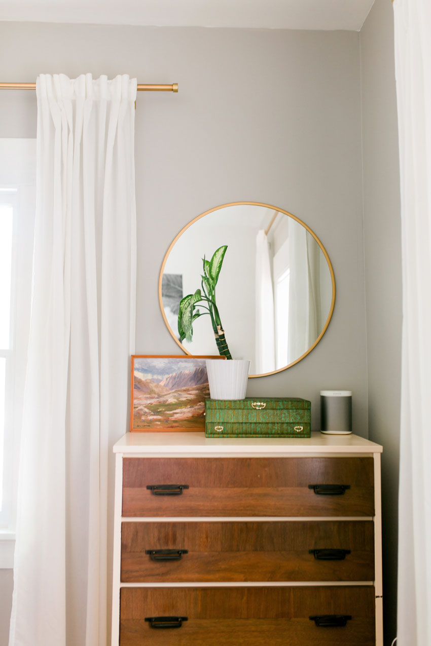 An Eclectic Mix Of Finds In Ashley And Ross' San Diego Home On Design*Sponge