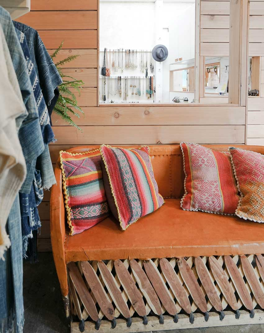 A Resting Space Within Marisa Mason Offers An Additional Peek Into The Studio On Design*Sponge